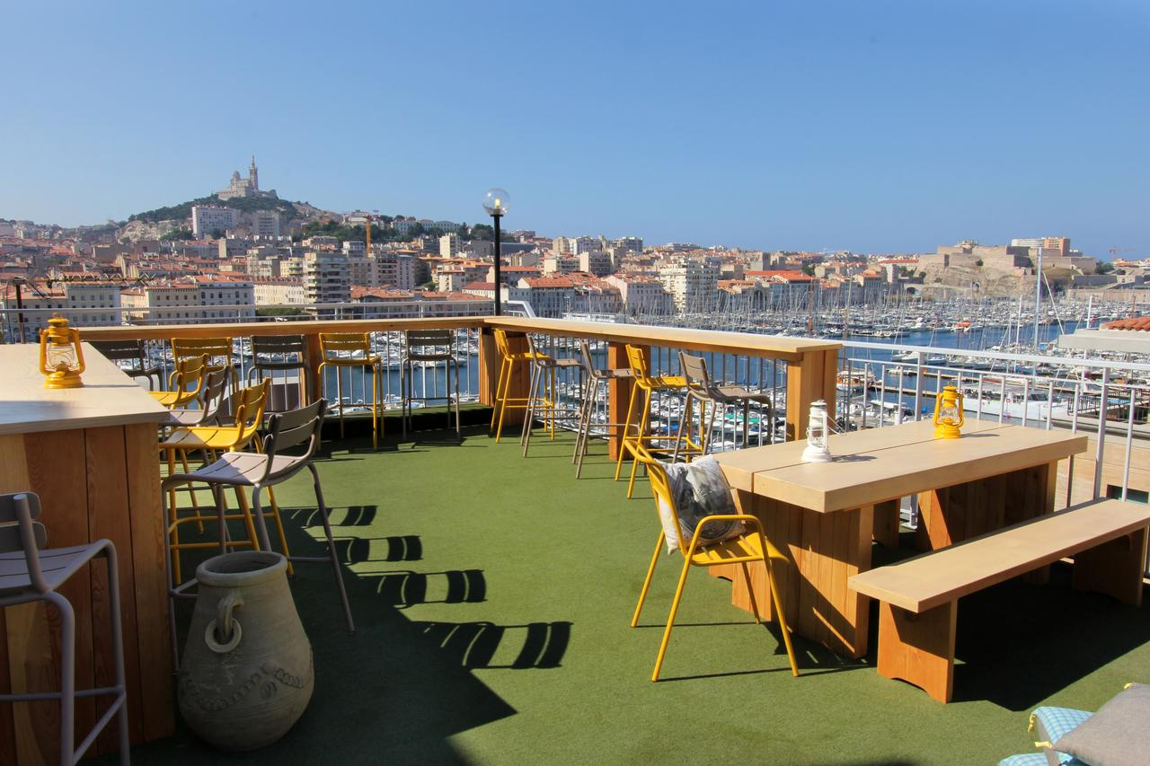 Hotel Hermes Marseille Vieux Port