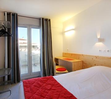 Chambre Terrasse Bain 125 € TTC